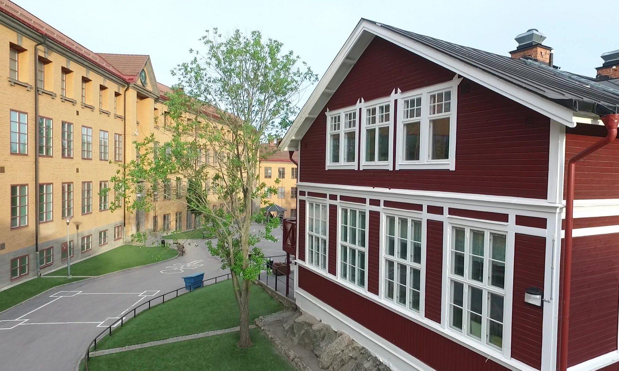 Föräldraföreningen vid Mälarhöjdens skola